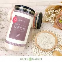 純紅薏仁粉 無糖100%純天然 罐裝附木勺