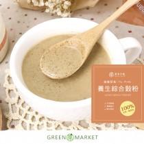 純綜合穀粉 無糖100%純天然 袋裝補充包