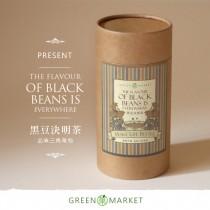 轉角飄豆香 - 黑豆決明茶 12入罐裝 (三角茶包)