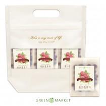 美國蔓越莓果粒-隨身點心袋-35gX8入
