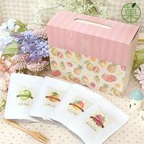 甜菓閨蜜-自由搭配果乾禮盒-A (10包入 )