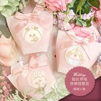 點心婚禮小物-粉紅夢境快樂怪獸款