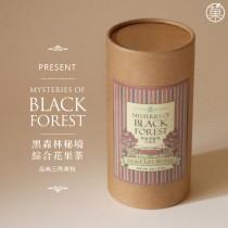 黑森林秘境花果茶 12入罐裝 (三角茶包)
