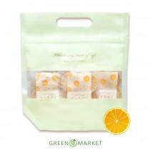 陽光香橙片-隨身點心袋-25gX8入
